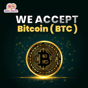 PAGIE PORTAL IS ACCEPTING Bitcoin PAYMENTS