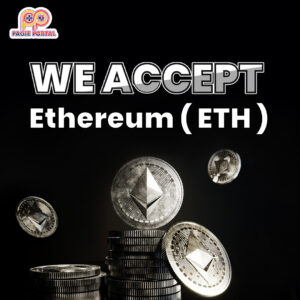 PAGIE PORTAL IS ACCEPTING ETHEREUM (ETH)